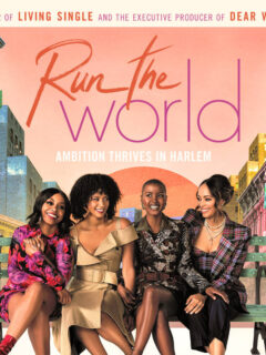 Run the World Series Premiere Date, Trailer and Key Art