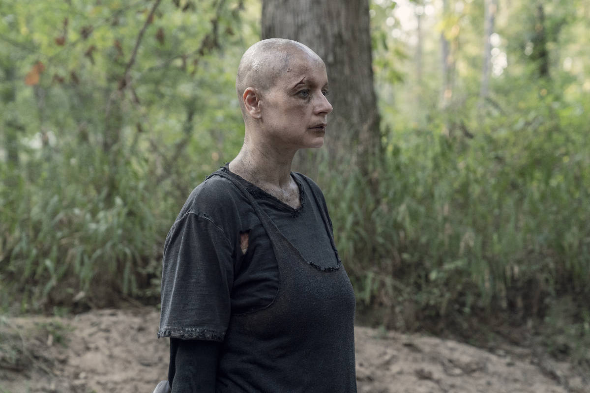 Samantha Morton to Star in The Serpent Queen