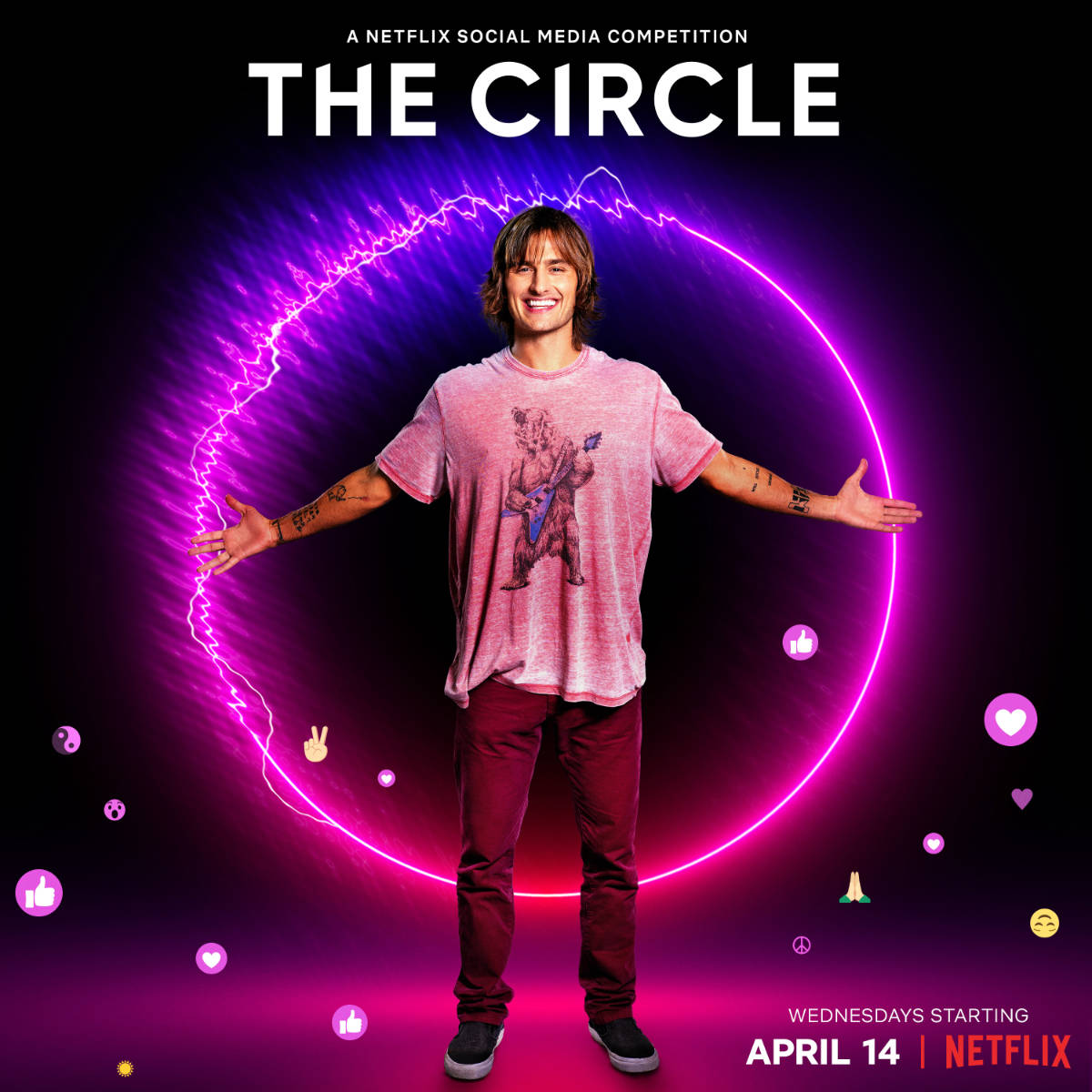 Netflix Reveals The Circle Season 2 and Selena: The Series Part 2