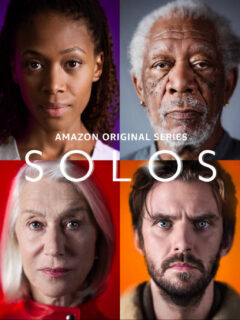 Solos Series Premiere Date, Key Art and Photos