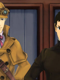 The Great Ace Attorney Chronicles Comes to the West in July