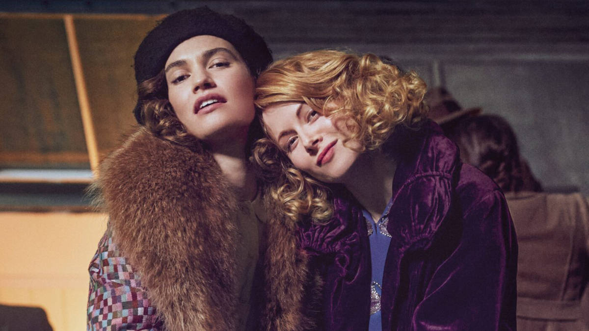 The Pursuit of Love Trailer Featuring Lily James and Emily Beecham