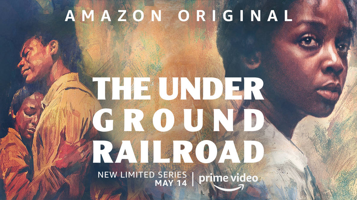Underground Railroad Trailer Released by Amazon