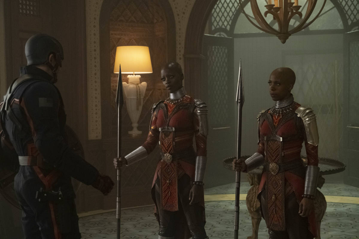 Wakandans Return in a Falcon and The Winter Soldier Featurette