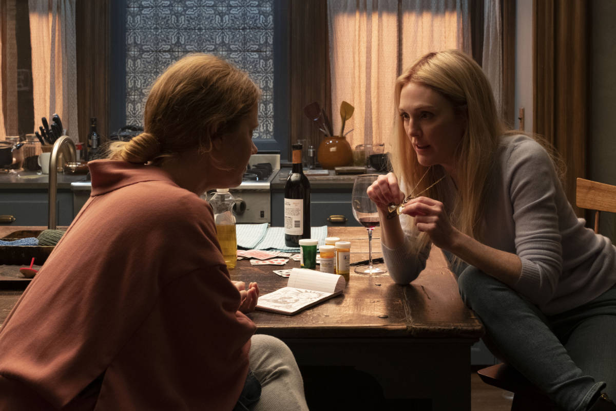 Woman in the Window Trailer Featuring Amy Adams