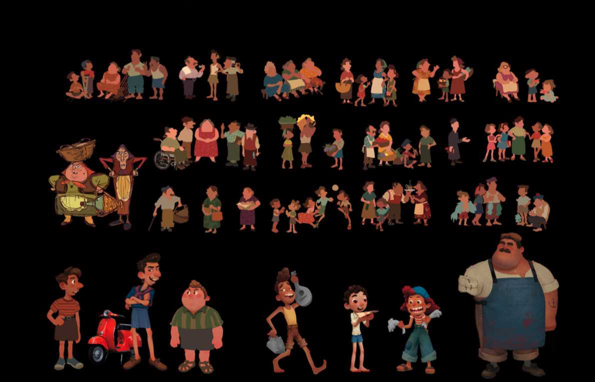 Learn All About Childhood Friendships in Disney and Pixar's Luca
