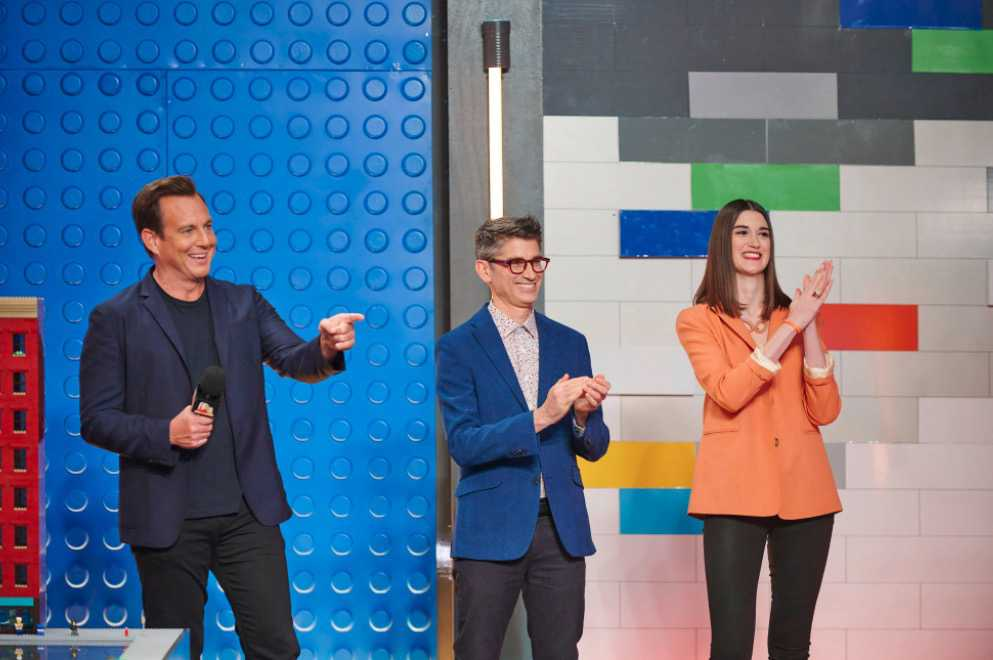 Exclusive Clip from Tonight's LEGO Masters Episode 'Hats Incredible!'