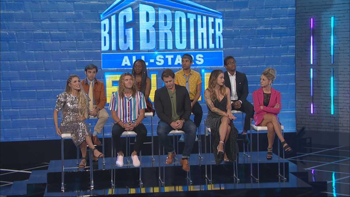 Big Brother and Love Island