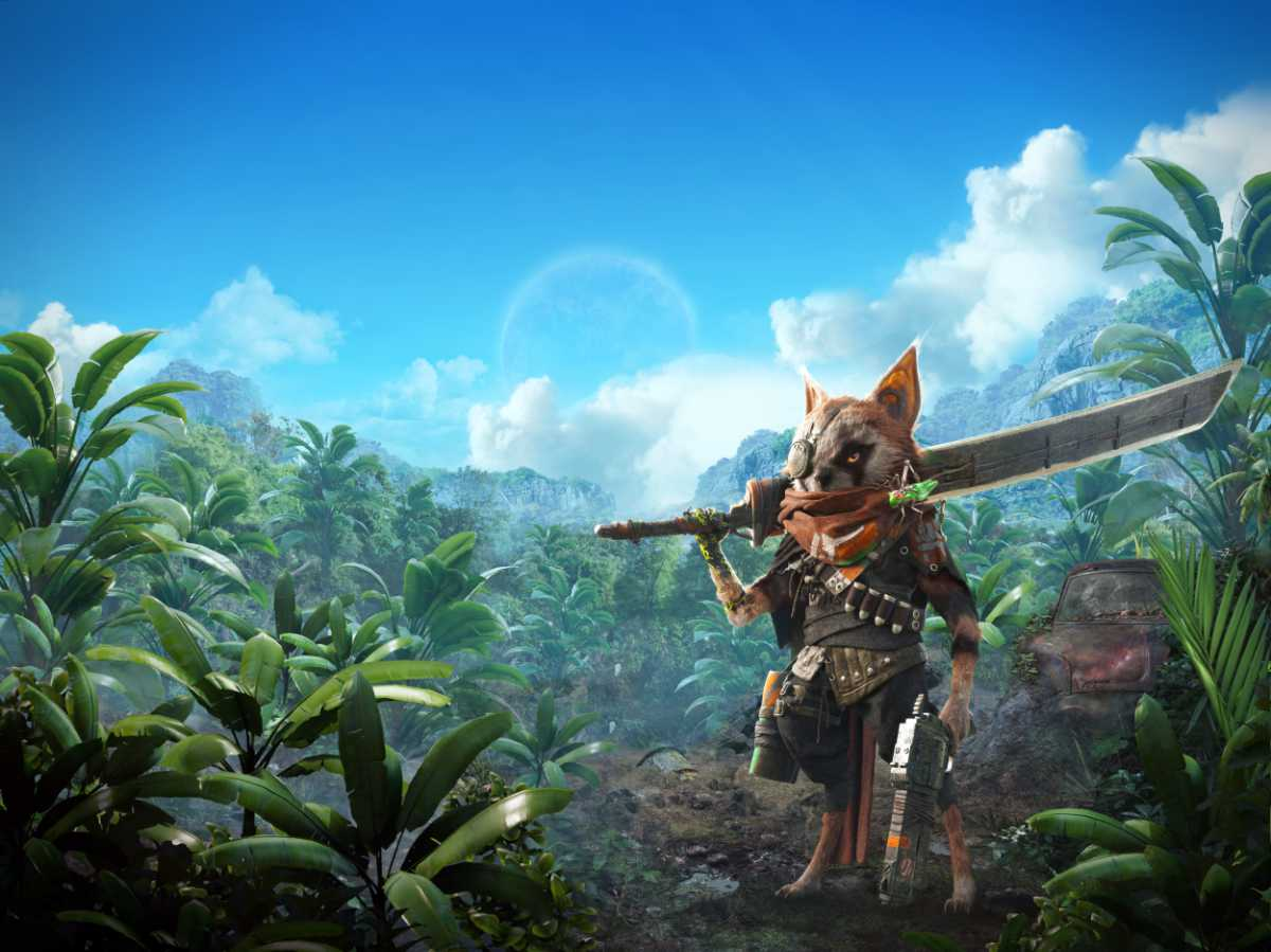 Biomutant Explained in a New, Extended Trailer