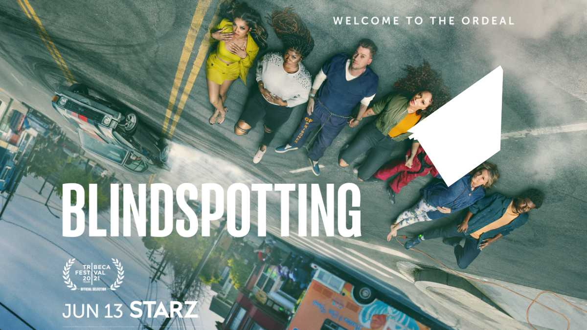 Starz Releases New Blindspotting Trailer and Key Art