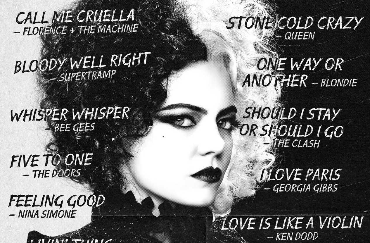 Cruella Soundtrack to Feature Florence + The Machine