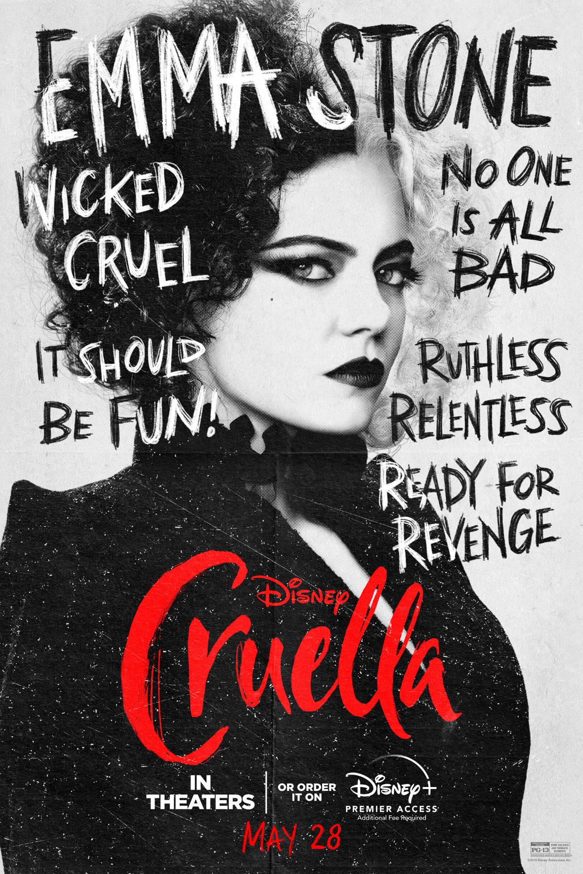 Cruella Movie