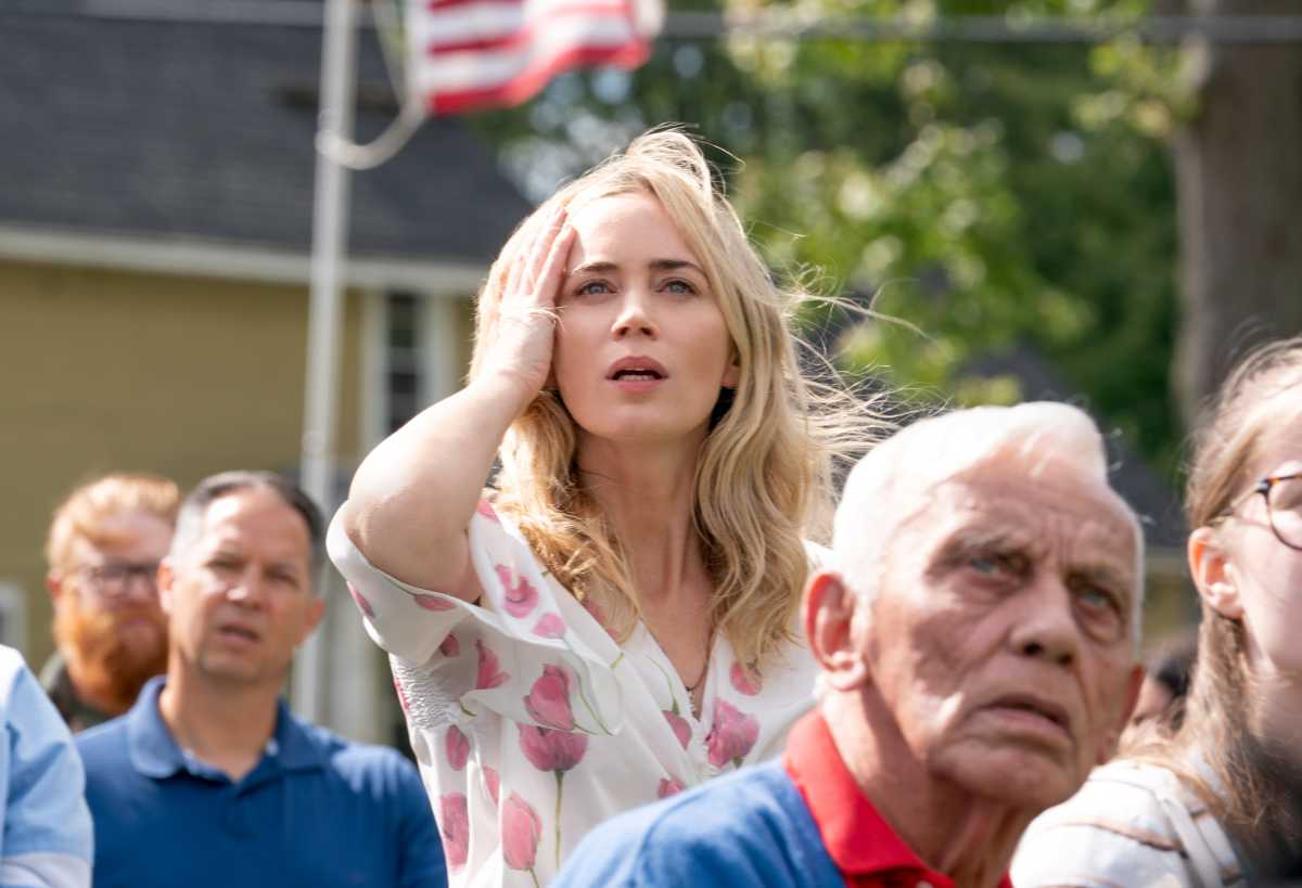Emily Blunt and Chaske Spencer to Star in The English