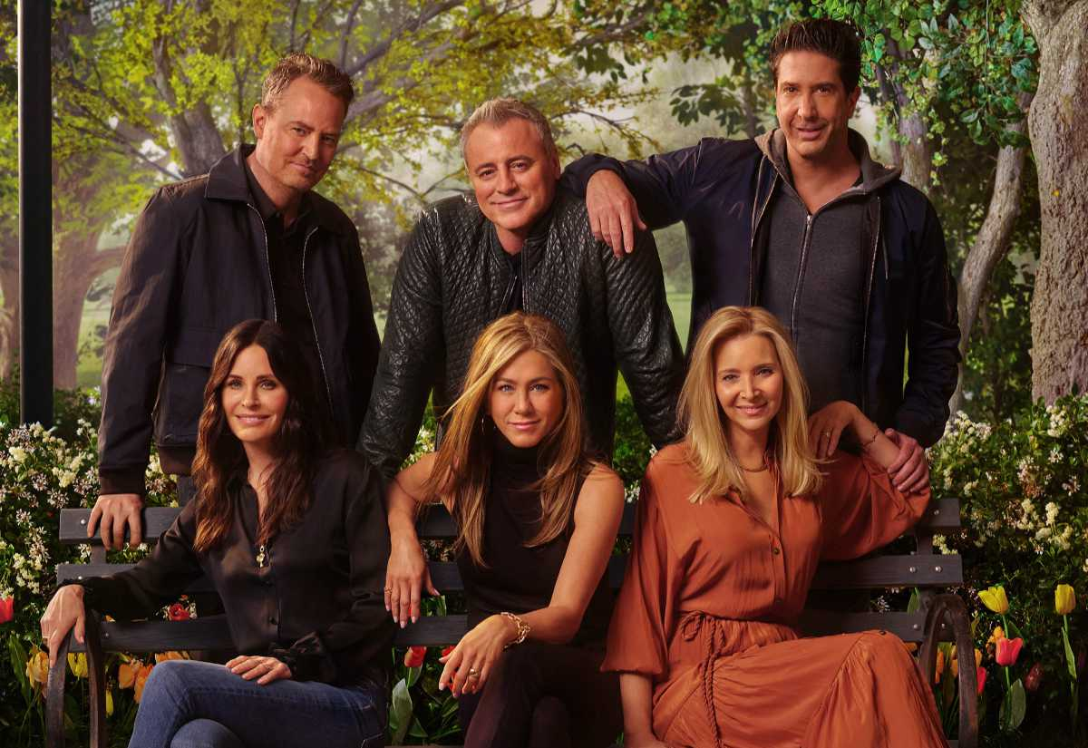Friends: The Reunion Trailer and Poster Revealed!