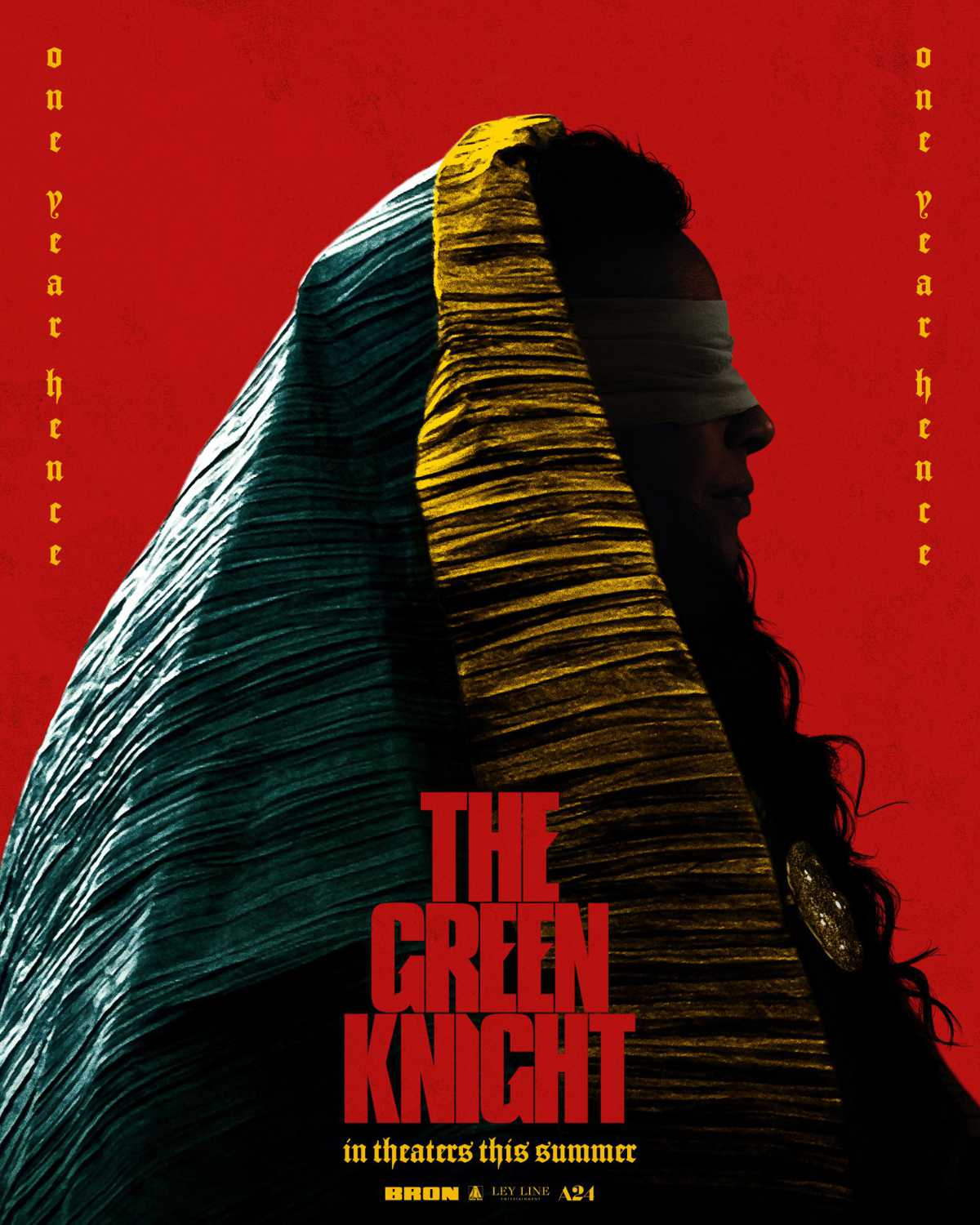 The Green Knight Trailer and Character Posters!