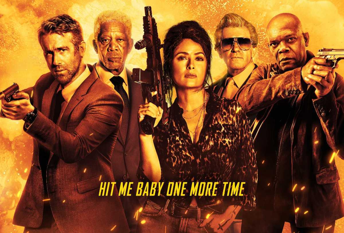 The New Hitman's Wife's Bodyguard Trailer!