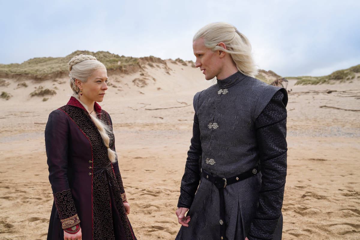 HBO Releases the First Official House of the Dragon Photos