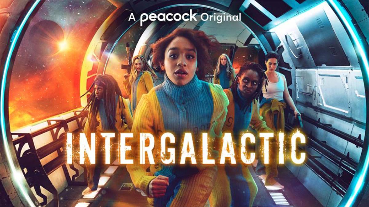 Intergalactic Trailer Previews the Peacock Exclusive