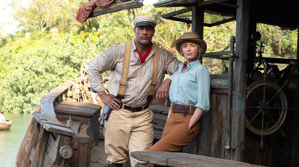 Jungle Cruise to Debut in Theaters and on Disney+ with Premier Access