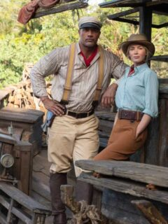 New Jungle Cruise Trailer and Poster Revealed
