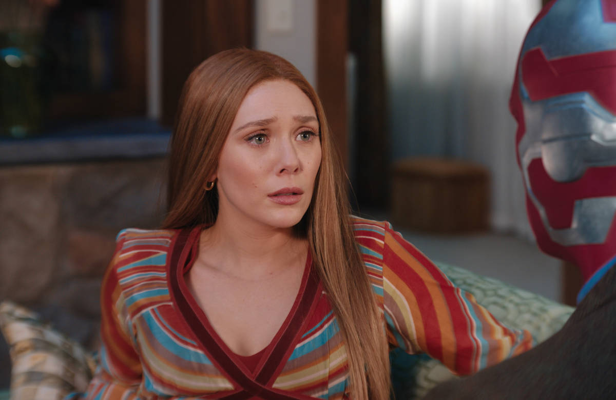 Love and Death to Star Elizabeth Olsen at HBO Max