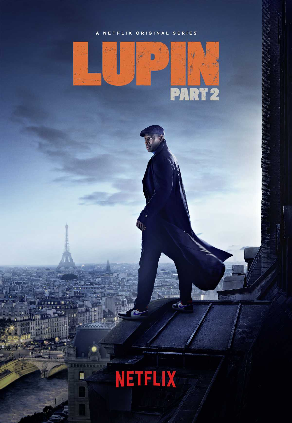 Check Out the New Trailer for the Netflix Series Lupin Part 2