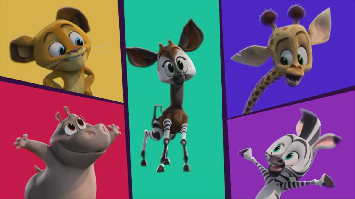 Madagascar: A Little Wild Kicks Off Pride Month with the Song 'Be Proud'
