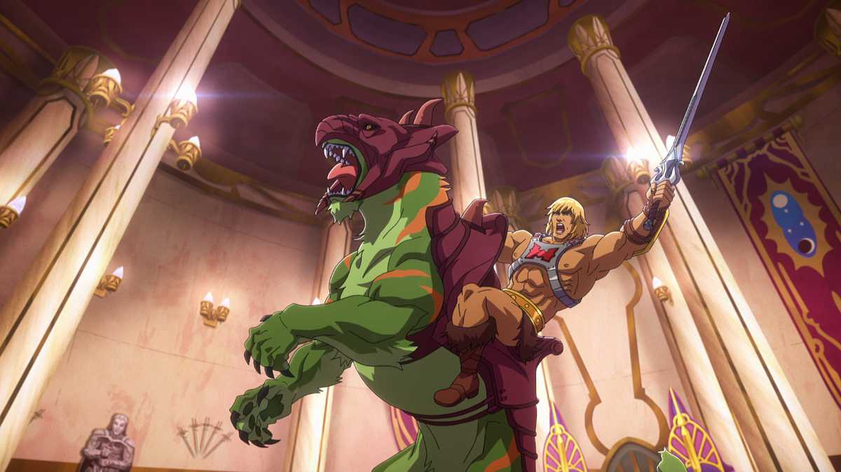 Masters of the Universe: Revelation Release Date and Images Revealed