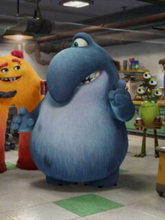 First Footage From Disney+ Series Monsters at Work