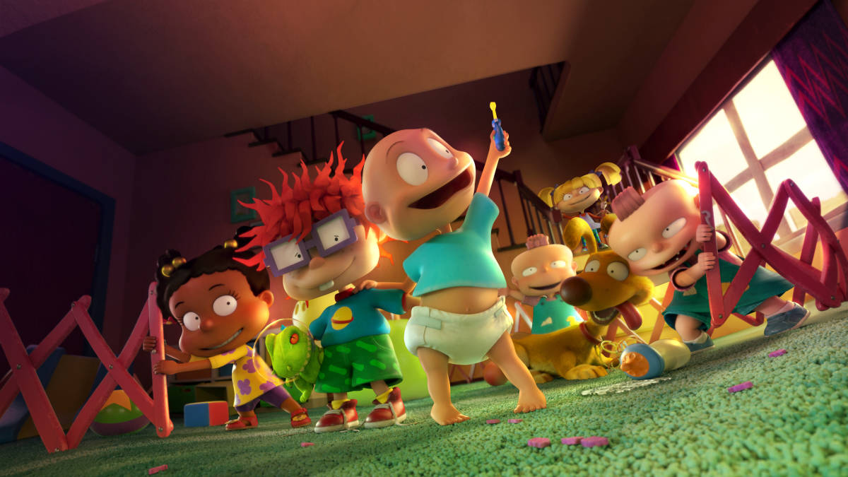 New Rugrats Trailer and Key Art Revealed by Paramount+