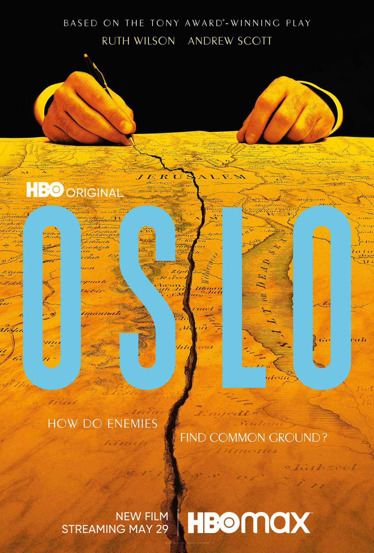 HBO Reveals Oslo and The White Lotus Series