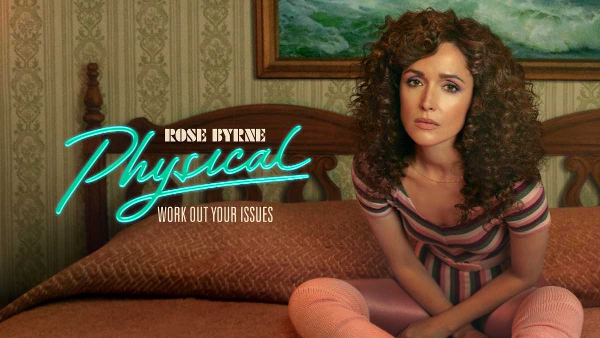 Let's Get Physical with Rose Byrne in the New Apple TV+ Trailer