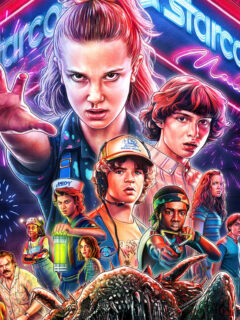 Stranger Things Season 4 Teaser Trailer!