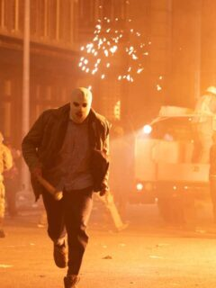 The Forever Purge Trailer and Poster Debut