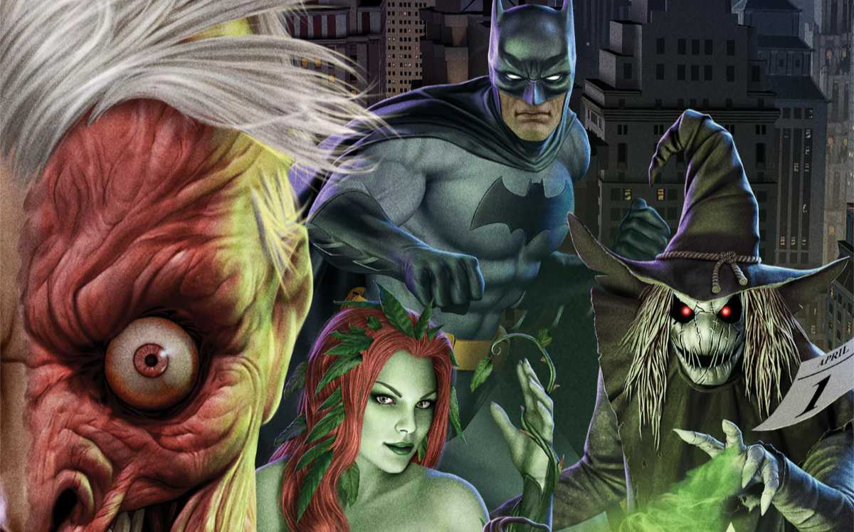 Batman: The Long Halloween, Part Two Release Set
