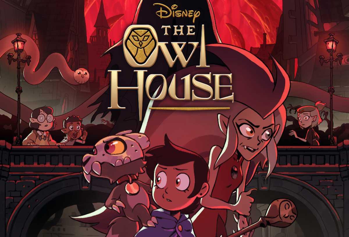 The Owl House Season 3 Given the Green Light
