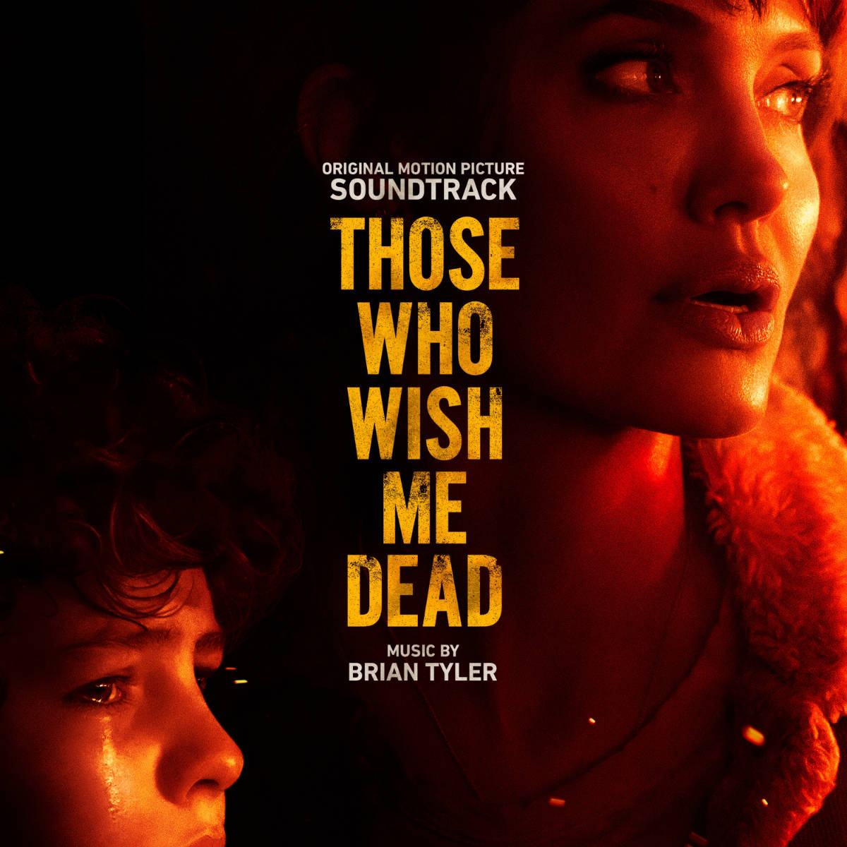 Those Who Wish Me Dead Soundtrack Cover