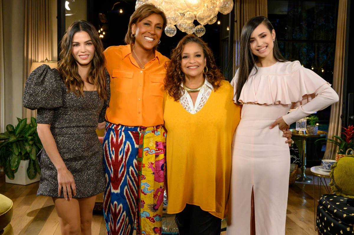 Turning the Tables with Robin Roberts Coming to Disney+