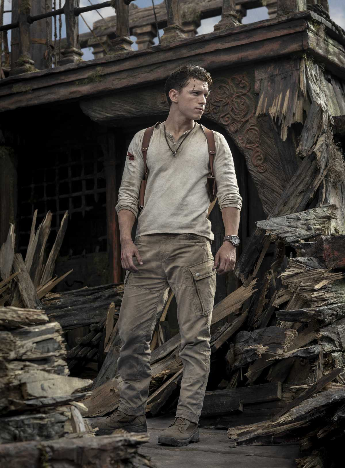 Mark Wahlberg's Sully Revealed in New Uncharted Photo