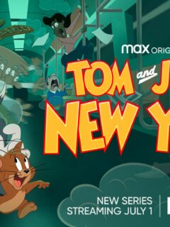 Tom and Jerry in New York: Watch the New HBO Max Trailer
