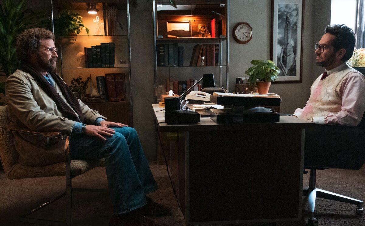 The Shrink Next Door: Will Ferrell and Paul Rudd in New Apple TV+ Trailer