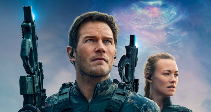 Final The Tomorrow War Poster Released by Amazon Studios