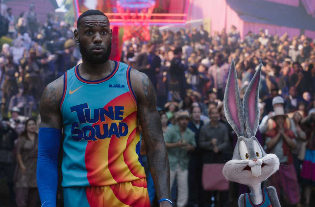 The New Trailer for Space Jam: A New Legacy!