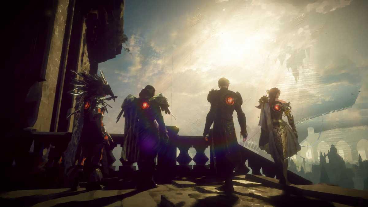 Babylon's Fall & Stranger of Paradise Final Fantasy Origin Revealed