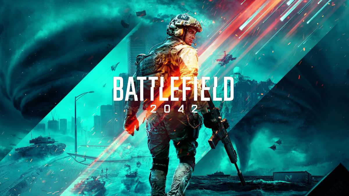 Battlefield 2042 Announced by EA and DICE