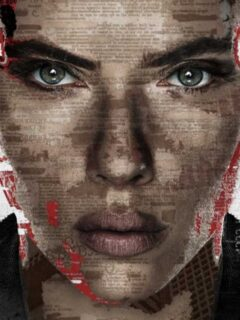 Black Widow IMAX, Dolby, RealD and ScreenX Posters
