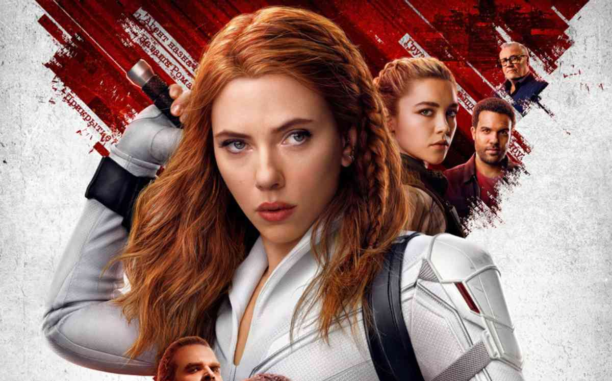 Official Black Widow Poster Released by Marvel Studios