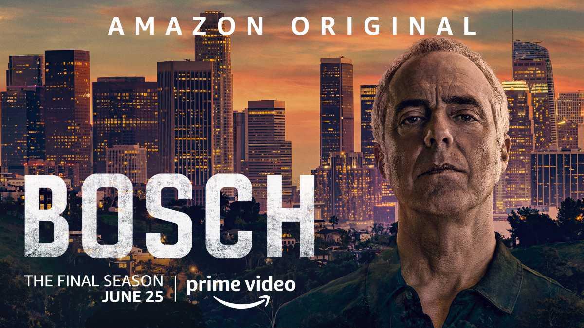 Bosch Season 7 Trailer Brings on the Final Case