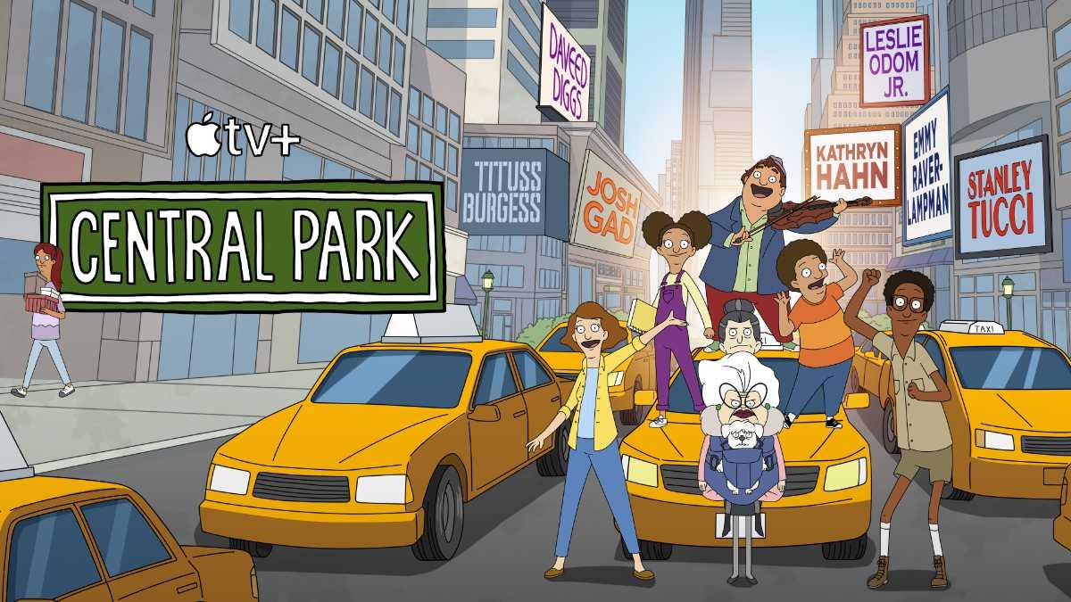 Central Park Season 2 Trailer Debuts