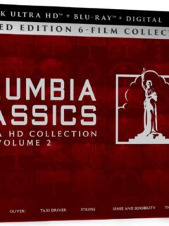Columbia Classics 4K Ultra HD Collection Volume 2 Announced